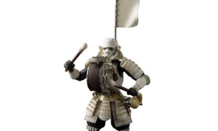 Star Wars Taikoyaku Stormtrooper Meisho Movie Realization Action Figure – Free Shipping