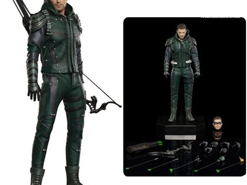 Arrow TV Series Green Arrow 1:8 Scale Deluxe Version Action Figure – Free Shipping