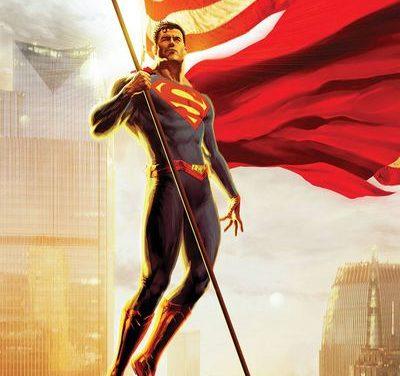 Action Comics #997 (Andrews Variant)