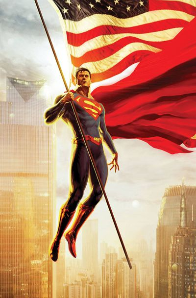 Action Comics #997 (Andrews Variant)