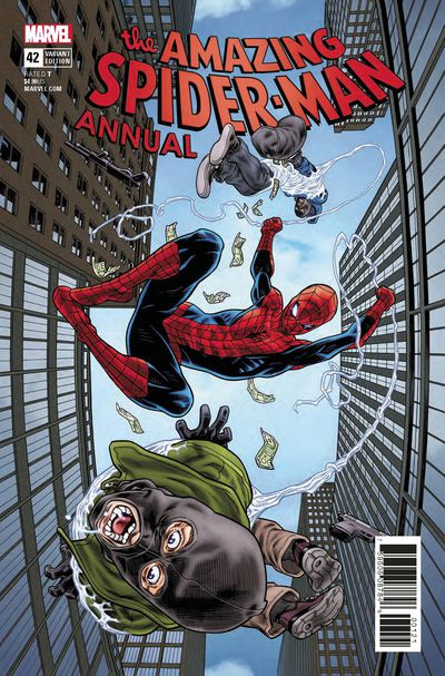 Amazing Spider-Man Annual #42 (Hawthorne Variant)