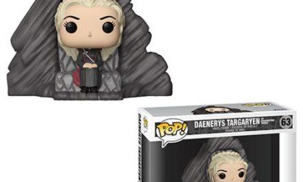 Game of Thrones Daenerys on Dragonstone Throne Pop! Vinyl Figure