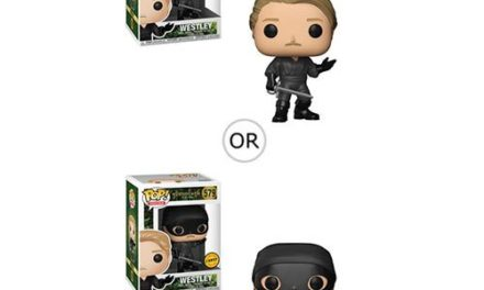 The Princess Bride Westley Pop! Vinyl Figure