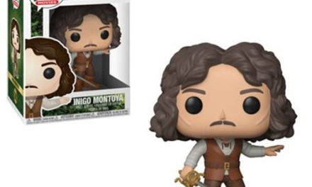 The Princess Bride Inigo Montoya Pop! Vinyl Figure