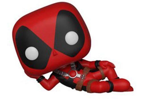 Deadpool Parody Deadpool Pop! Vinyl Figure