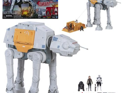 Star Wars Rogue One Rapid Fire Imperial AT-ACT Vehicle – Free Shipping
