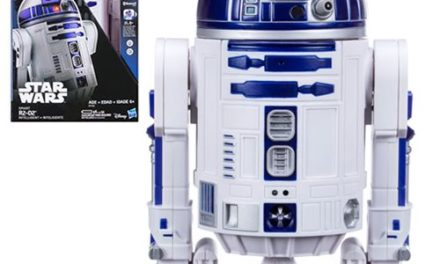 Star Wars Rogue One Smart R2-D2 Smart Phone Toy Robot – Free Shipping