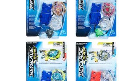 Beyblade Burst Starter Packs Wave 6 Case – Free Shipping