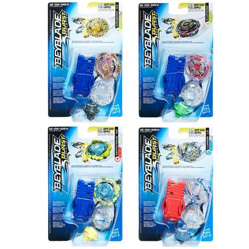 Beyblade Burst Starter Packs Wave 6 Case – Free Shipping