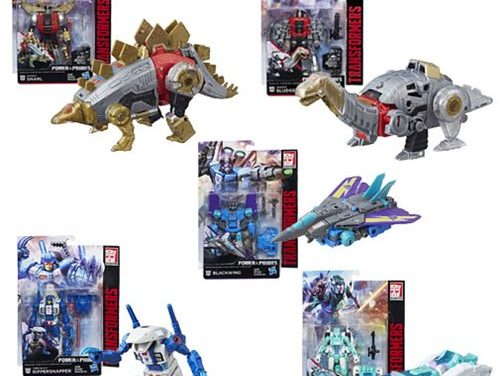 Transformers Generations Power of the Primes Deluxe Wave 2 – Free Shipping
