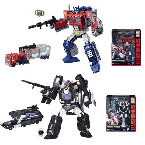 Transformers Generations Power of the Primes Leader Wave 2 – Free Shipping