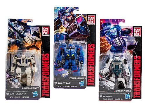 Transformers Generations Power of the Primes Legends Wave 2 – Free Shipping