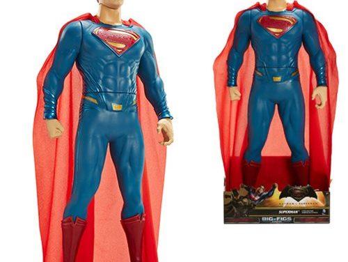 Batman v Superman: Dawn of Justice Superman 31-Inch Scale Big Figs Action Figure