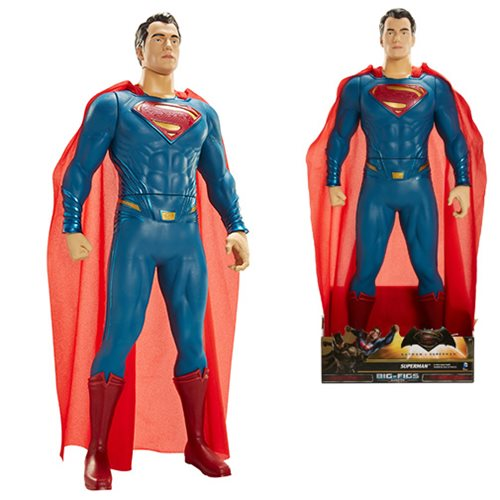 Batman v Superman: Dawn of Justice Superman 31-Inch Scale Big Figs Action Figure