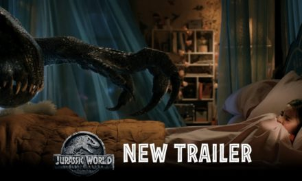 Jurassic World: Fallen Kingdom – Official Trailer #2
