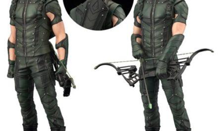 Arrow TV Series Green Arrow ArtFX+ Statue