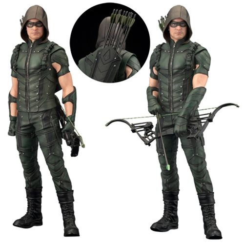 Arrow TV Series Green Arrow ArtFX+ Statue