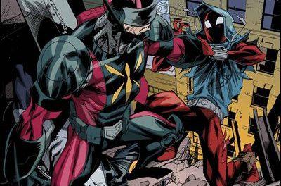 Ben Reilly Scarlet Spider #13