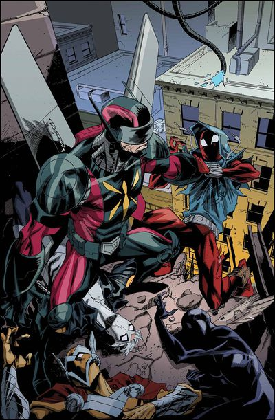 Ben Reilly Scarlet Spider #13