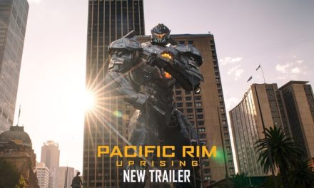Pacific Rim Uprising – Official Trailer 2