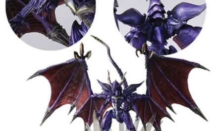 Final Fantasy Creatures Bring Arts Bahamut Action Figure – Free Shipping