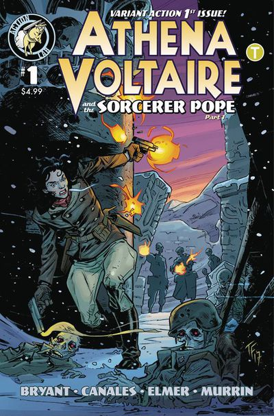 Athena Voltaire 2018 Ongoing #1 (Cover C – Fowler)