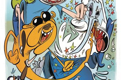 Adventure Time Comics #20 (Retailer 10 Copy Incentive Variant)