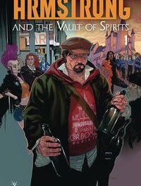 Armstrong & the Vault of Spirits (One shot) (Cover A – Andrasofszky)