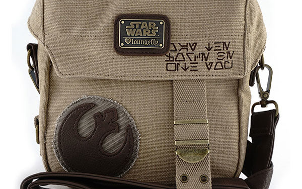 Star Wars Rebel Canvas Crossbody Bag