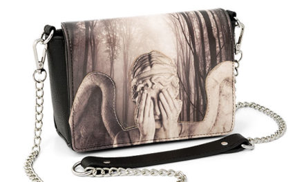 Doctor Who Weeping Angel Purse