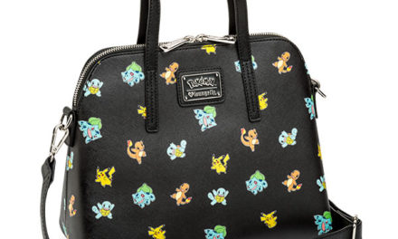 Pokémon Starter Faux Leather Convertible Purse