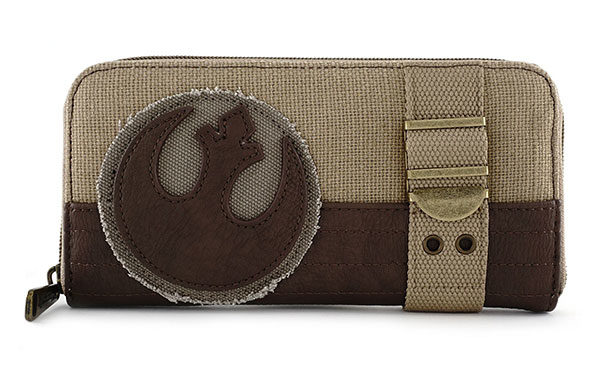 Star Wars Rebel Canvas Ladies' Wallet