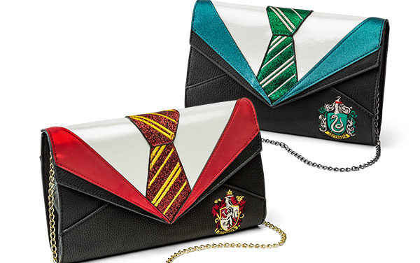 Harry Potter Uniform Clutch with Shoulder Chain