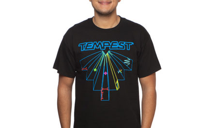 Tempest Neon Glow T-Shirt