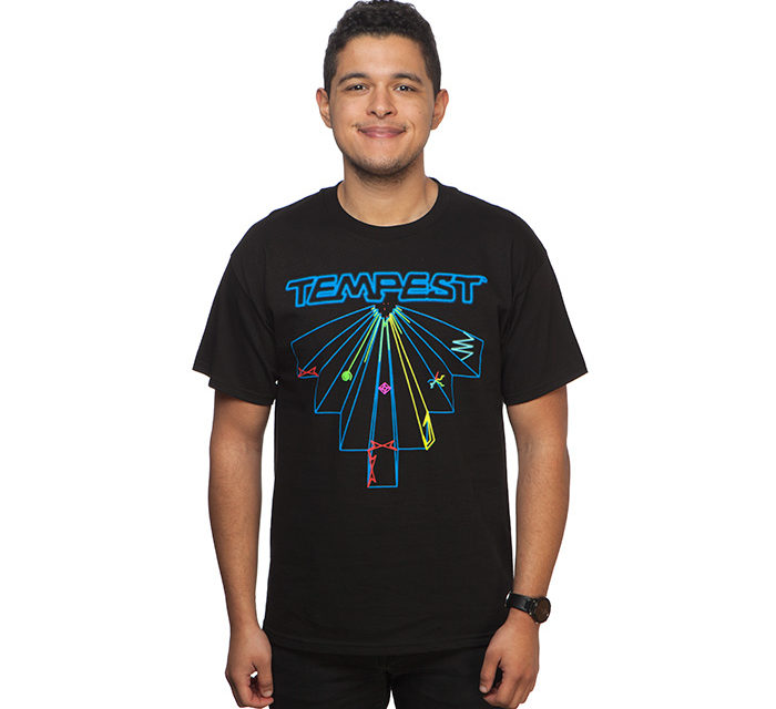 Tempest Neon Glow T-Shirt