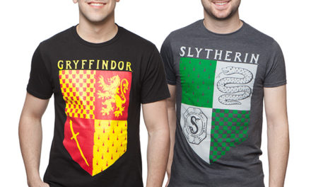 Harry Potter House Banner T-Shirt