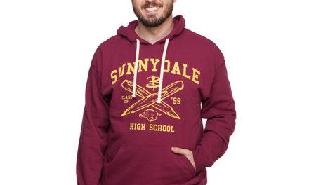 Buffy Sunnydale High Hoodie