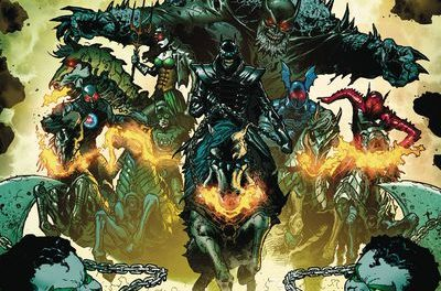 Dark Knights Rising the Wild Hunt (One shot)