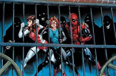 Amazing Spider-Man Renew Your Vows #15