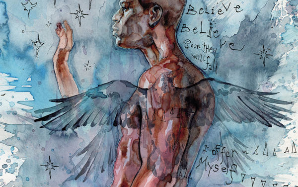 American Gods: My Ainsel #1 (David Mack Variant)