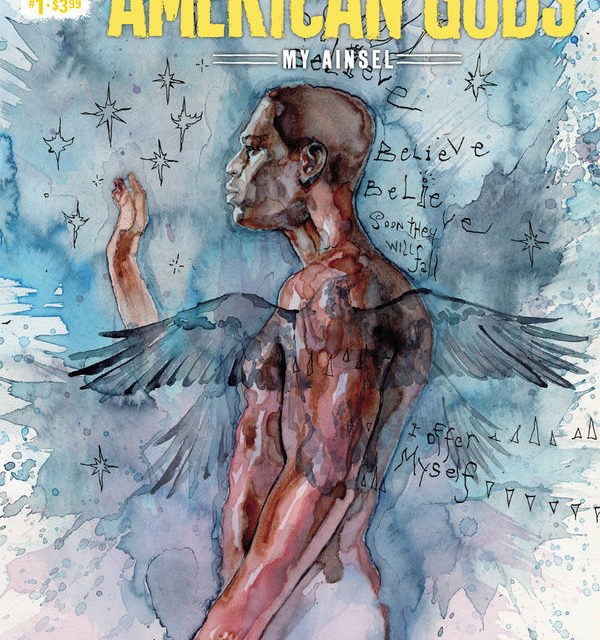 American Gods: My Ainsel #1 (David Mack Variant)