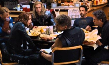 Infinity War Fan-Art Unites the Avengers at The Last Shawarma