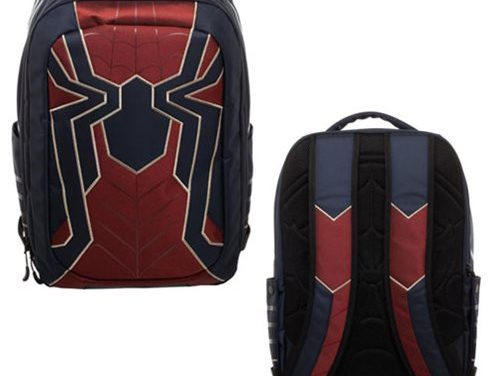 Avengers: Infinity War Iron Spider Built-Up Backpack – Free Shipping