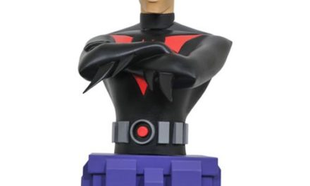 Batman Beyond Batman Variant Resin Bust – SDCC 2017 Exclusive