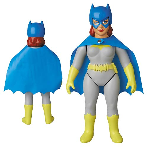 Batman DC Hero Batgirl Sofubi Vinyl Figure – Free Shipping