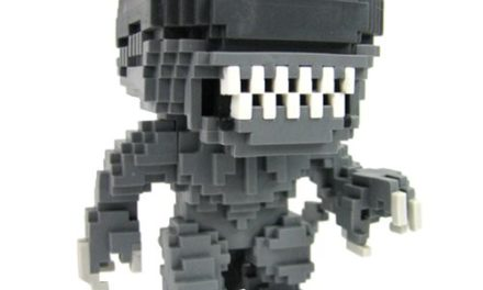 Alien 8-Bit Pop! Vinyl Figure #24, Not Mint