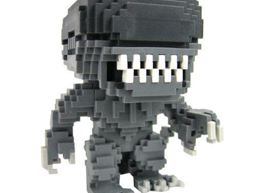 Alien 8-Bit Pop! Vinyl Figure #24, Not Mint