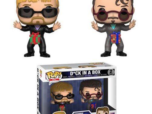 Saturday Night Live Dick in a Box Pop! Vinyl Figure 2-Pack