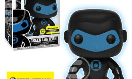 Justice League Green Lantern Silhouette Glow-in-the-Dark Pop! Vinyl Figure – Entertainment Earth Exclusive, Not Mint
