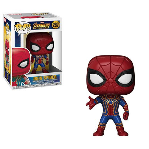 Avengers: Infinity War Iron Spider Pop! Vinyl Figure